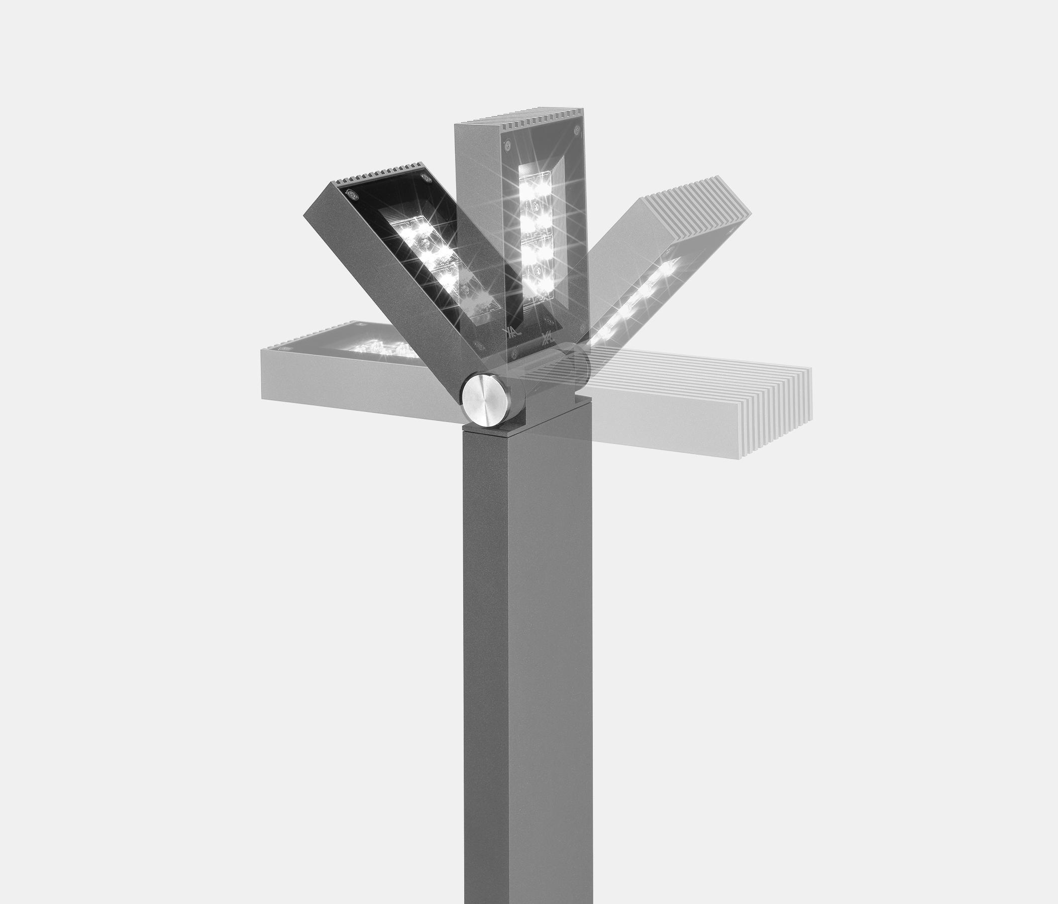 STREAMCUT BOLLARD - LED lights from XAL   Architonic