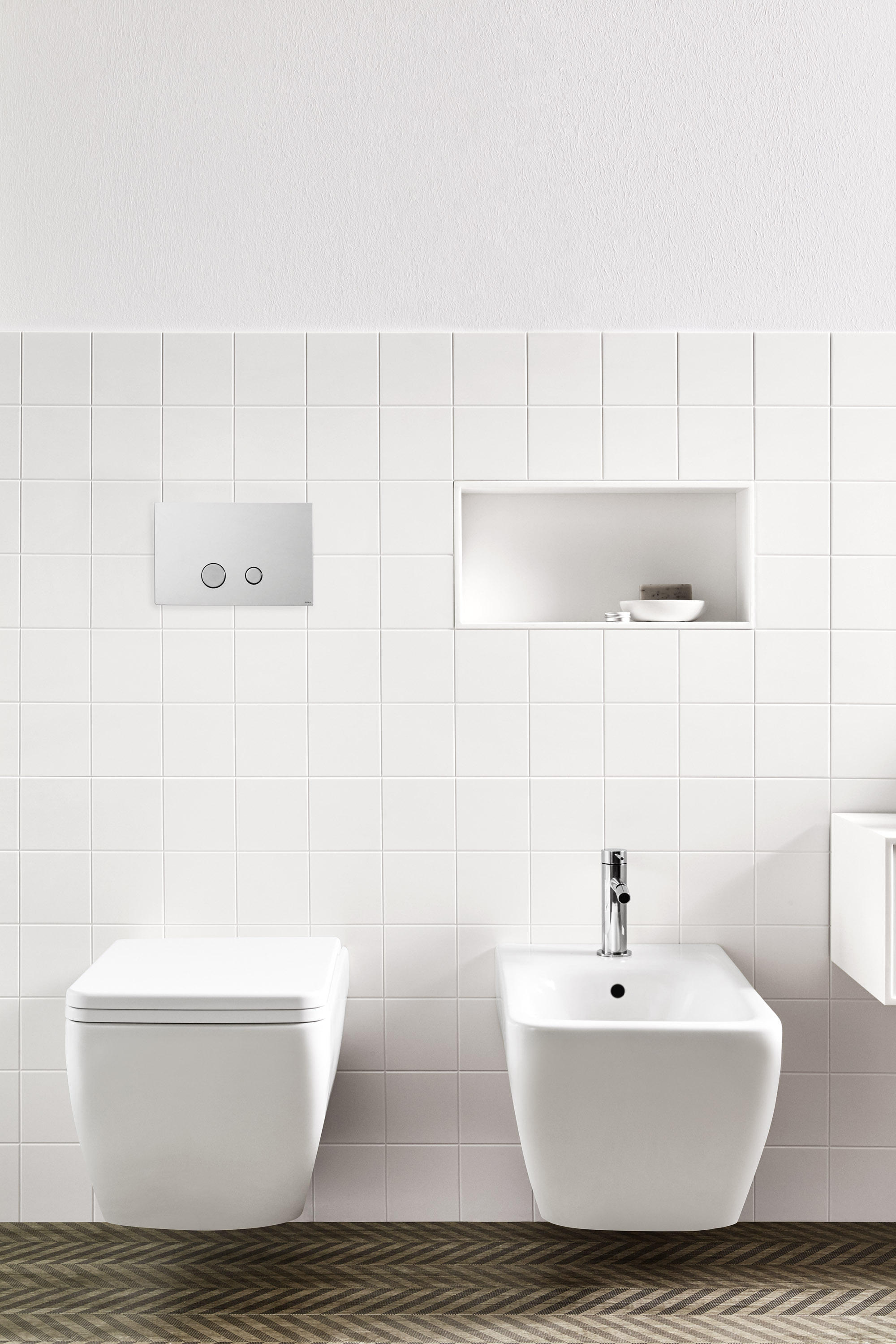 Maybe 2 Toilets From Rexa Design Architonic