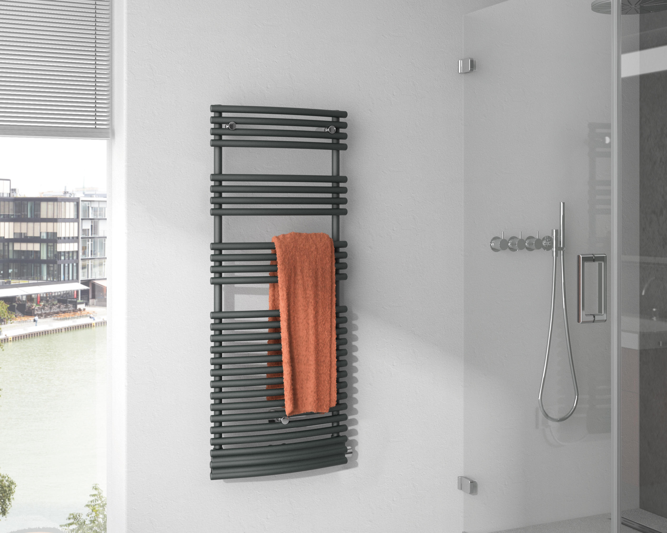 mambo radiateur de salle de bains radiateurs de prolux. Black Bedroom Furniture Sets. Home Design Ideas