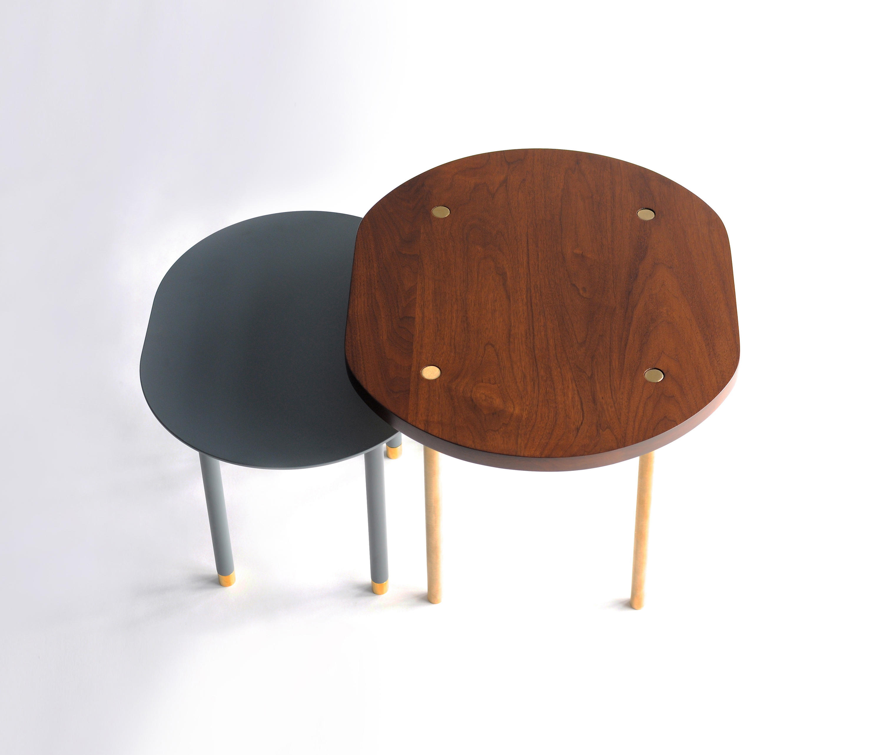 Pill Side Table Side Tables From Phase Design Architonic
