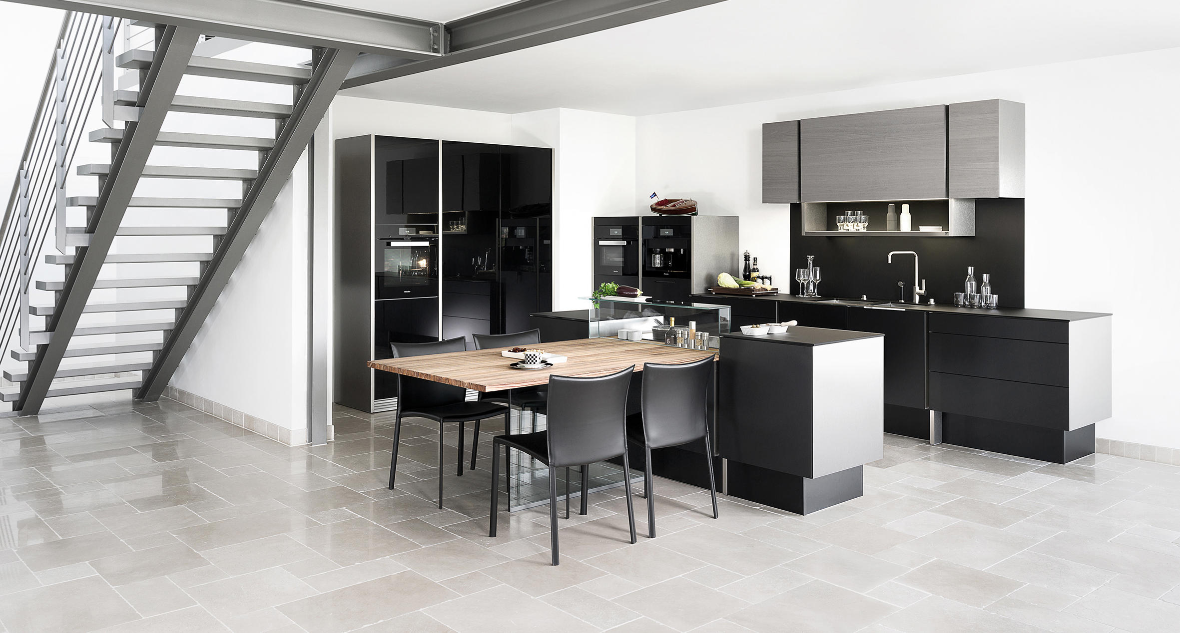 P 180 7350 Design By Studio F A Porsche Fitted Kitchens