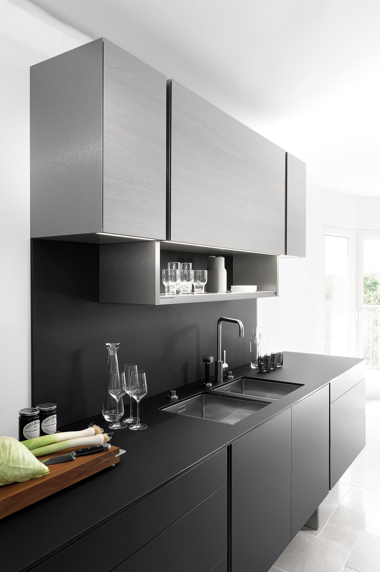 P´7350 DESIGN BY STUDIO F. A. PORSCHE - Fitted kitchens from ...