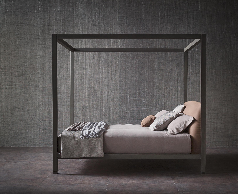 Beautiful letto baldacchino moderno ideas for Occasioni letti flou