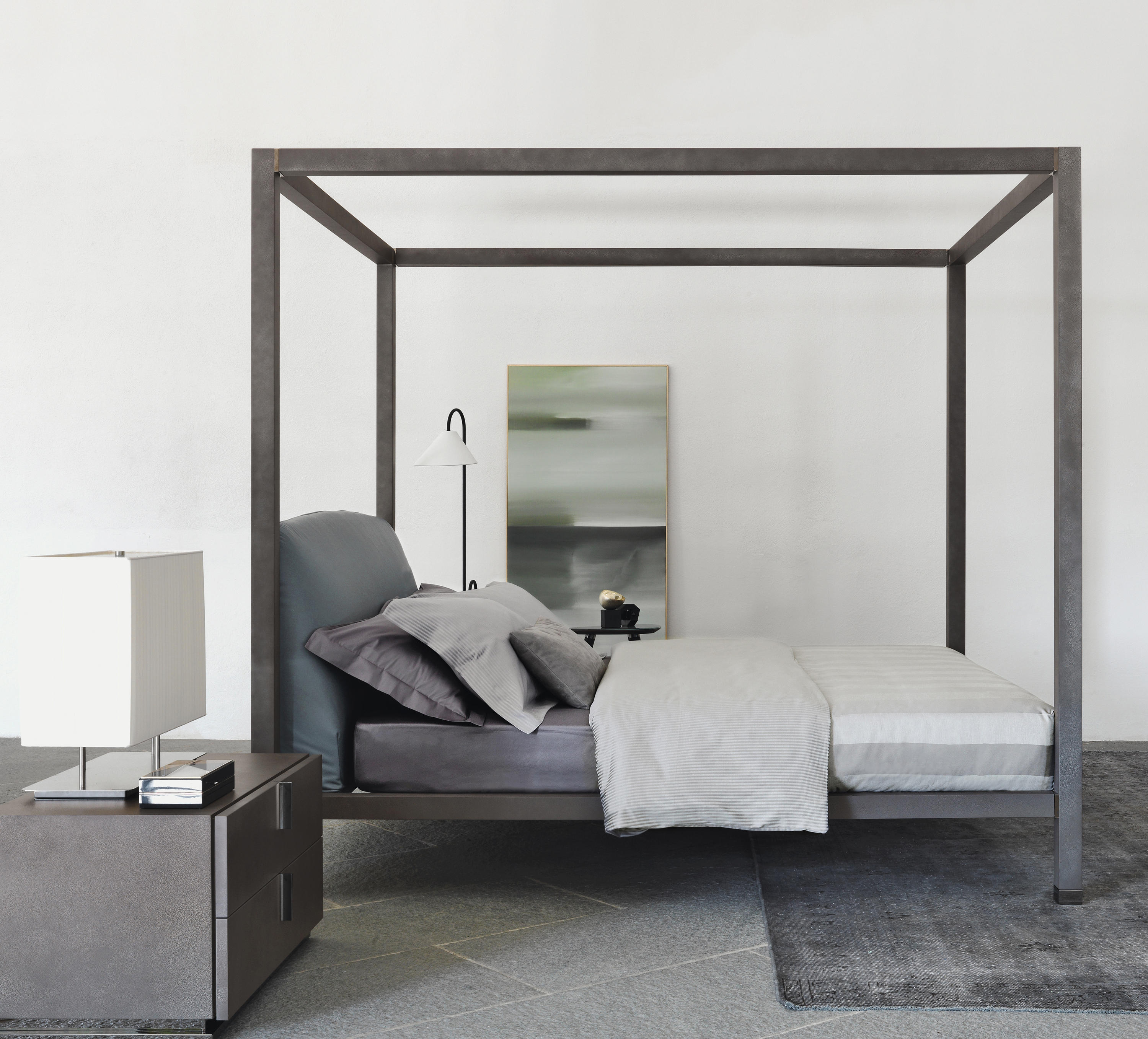 Ari Bed Four Poster Beds From Flou Architonic