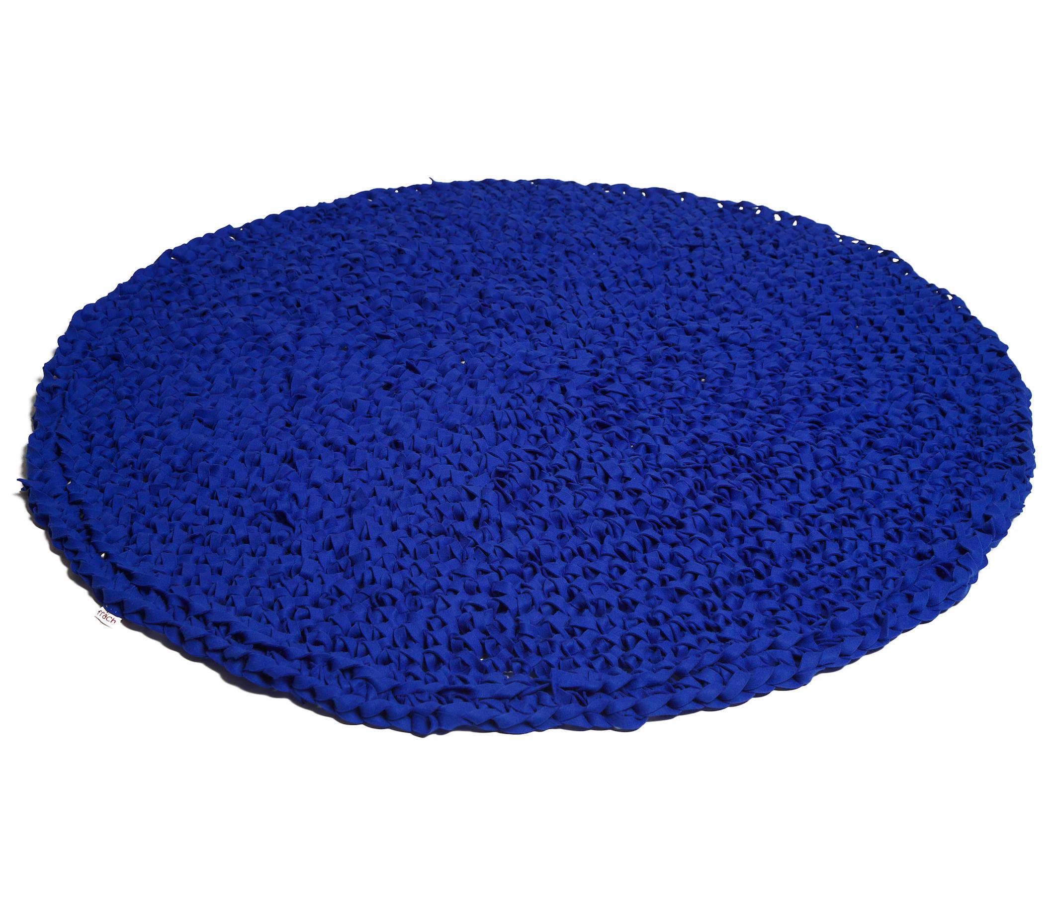 blaue wolke formatteppiche designerteppiche von fr ch. Black Bedroom Furniture Sets. Home Design Ideas