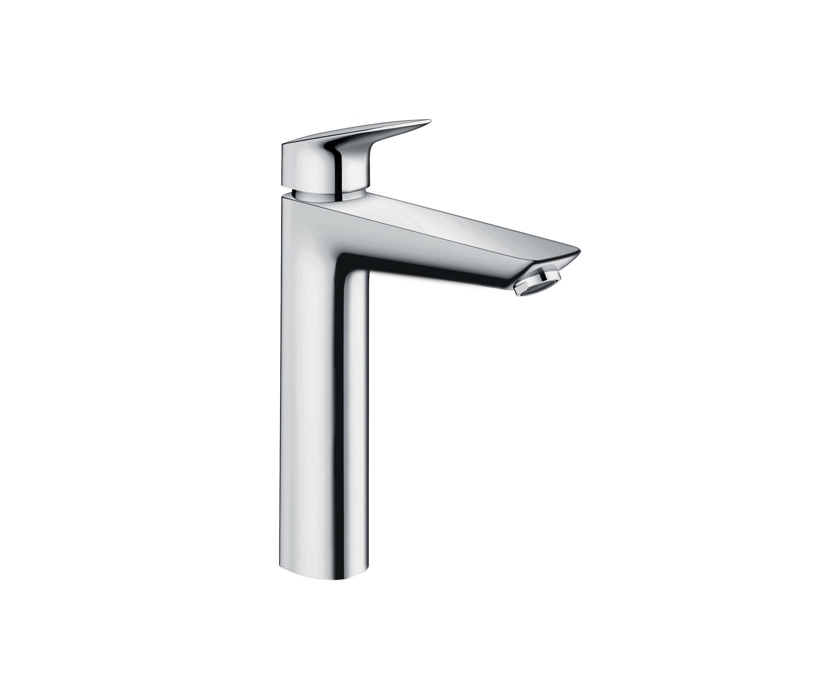 hansgrohe logis 190 mitigeur lavabo robinetterie pour lavabo de hansgrohe architonic. Black Bedroom Furniture Sets. Home Design Ideas