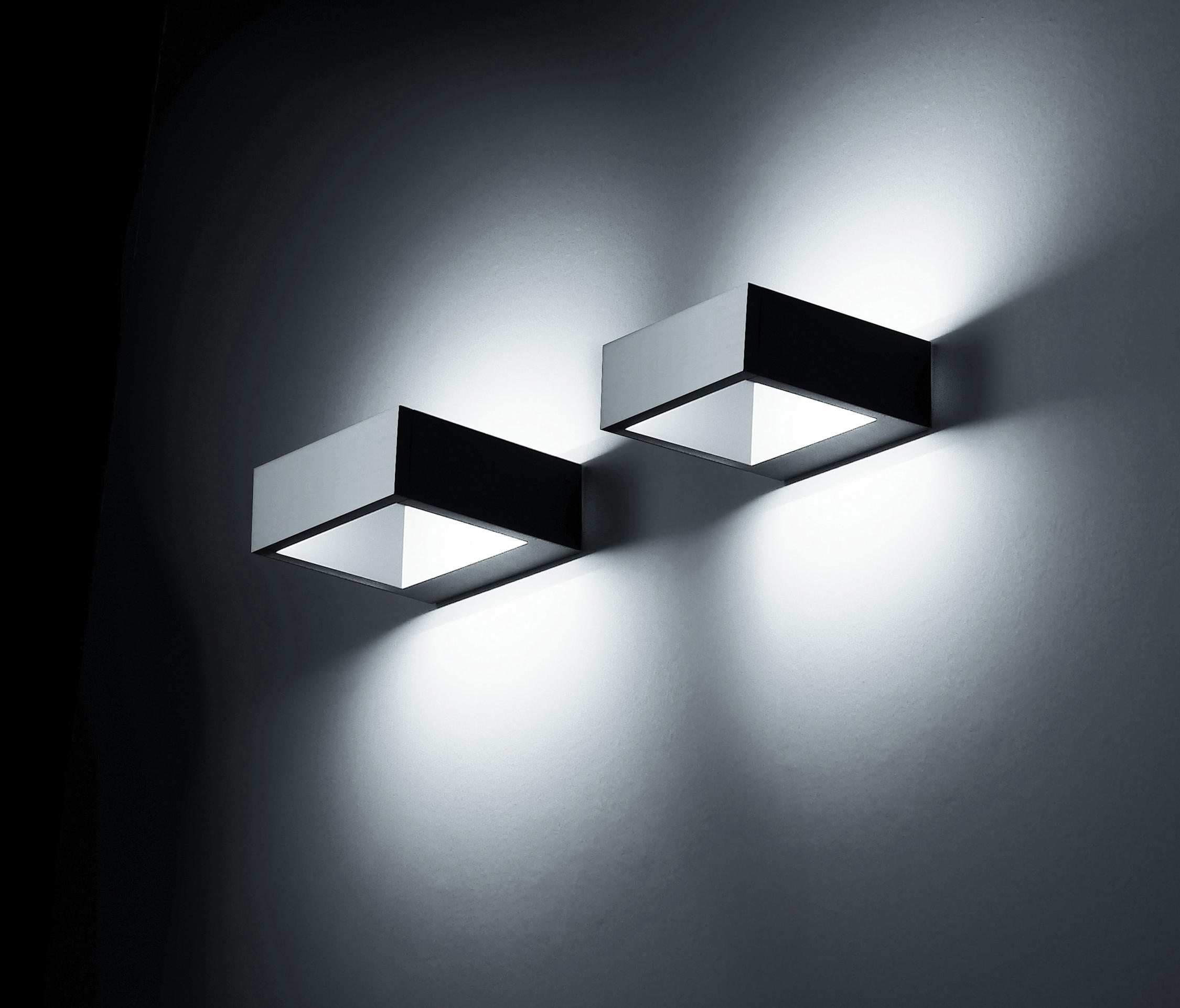 Cool Square Wall Mounted Lights From Simes Architonic