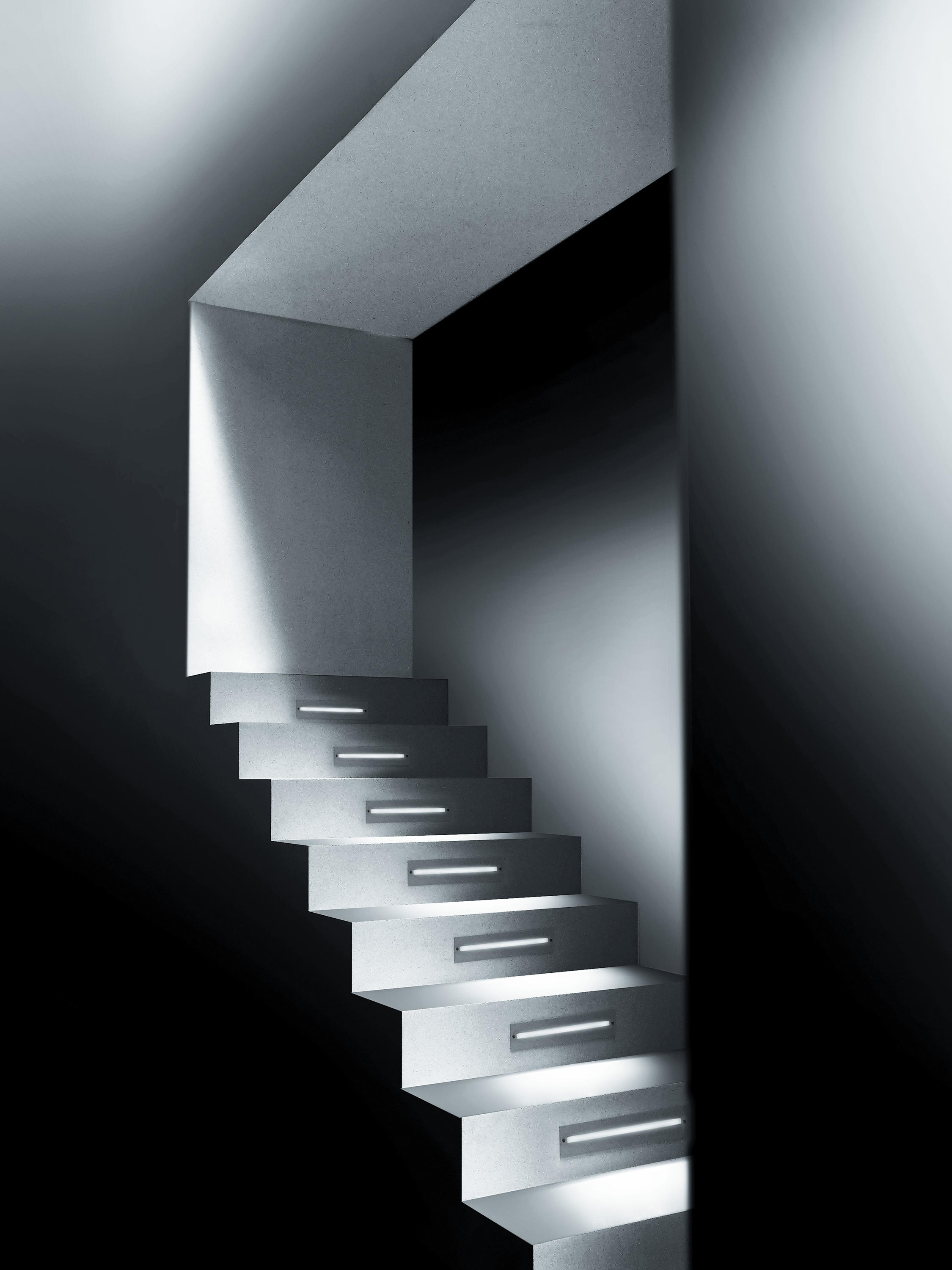 Marker Recessed Wall Lights From Simes Architonic