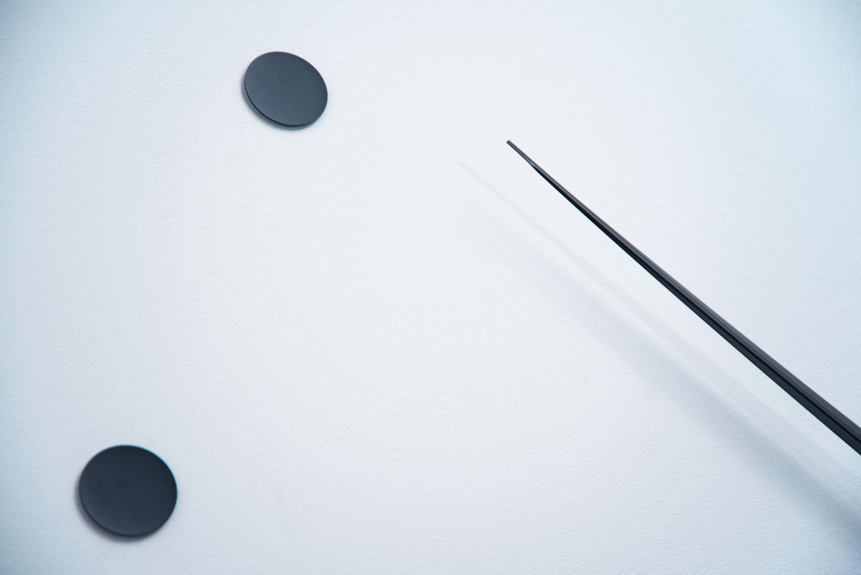 WANDUHR SCHWARZ - Uhren von Radius Design | Architonic