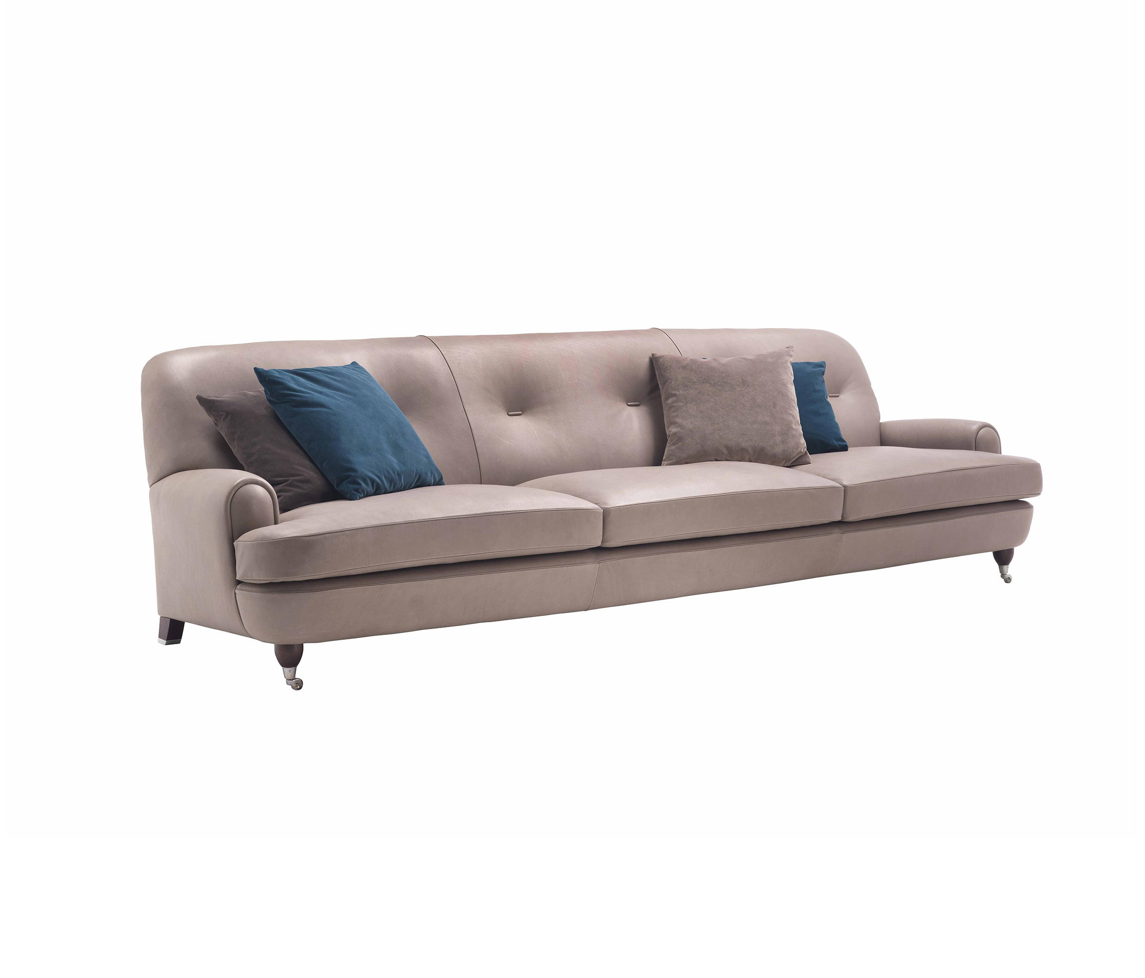 Divano In Pelle Frau.Novecento Sofa Sofas From Poltrona Frau Architonic