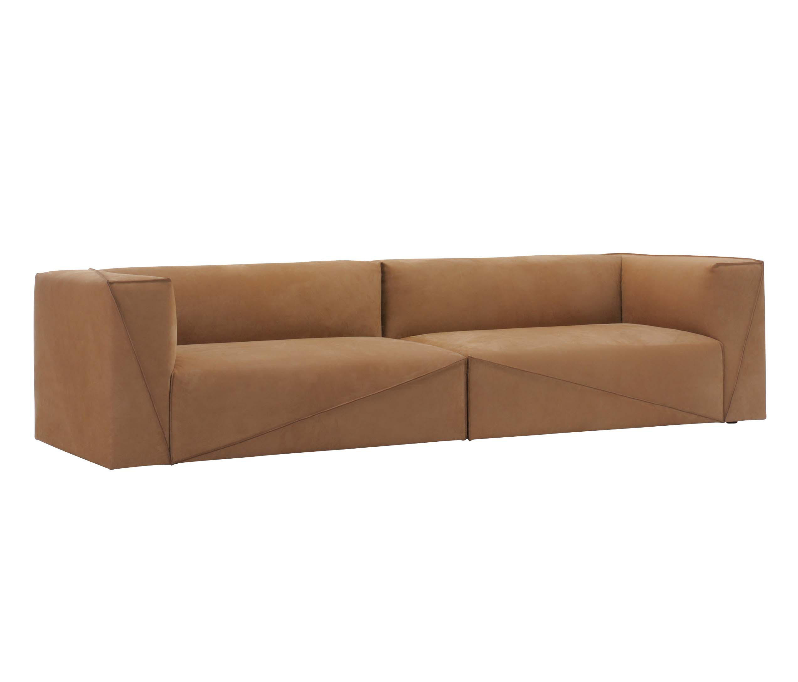 DIAGONAL SECTIONAL SOFA Lounge sofas from Fendi Casa