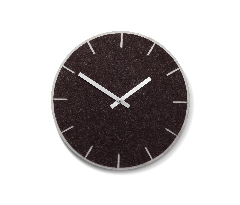 tik clocks from echtstahl architonic. Black Bedroom Furniture Sets. Home Design Ideas