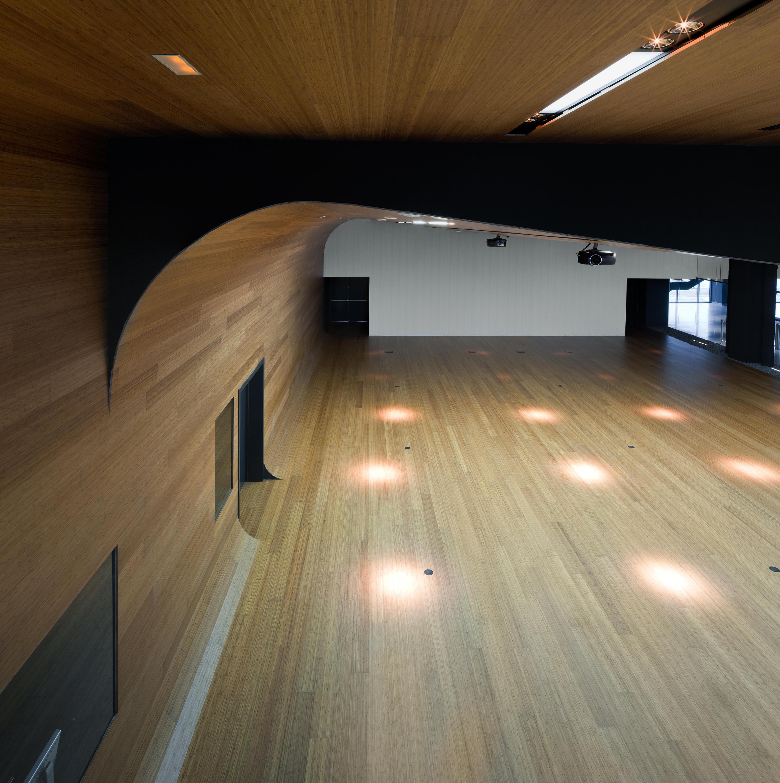 Parklex Walls And Ceilings Dry Internal Bamboo Caramel