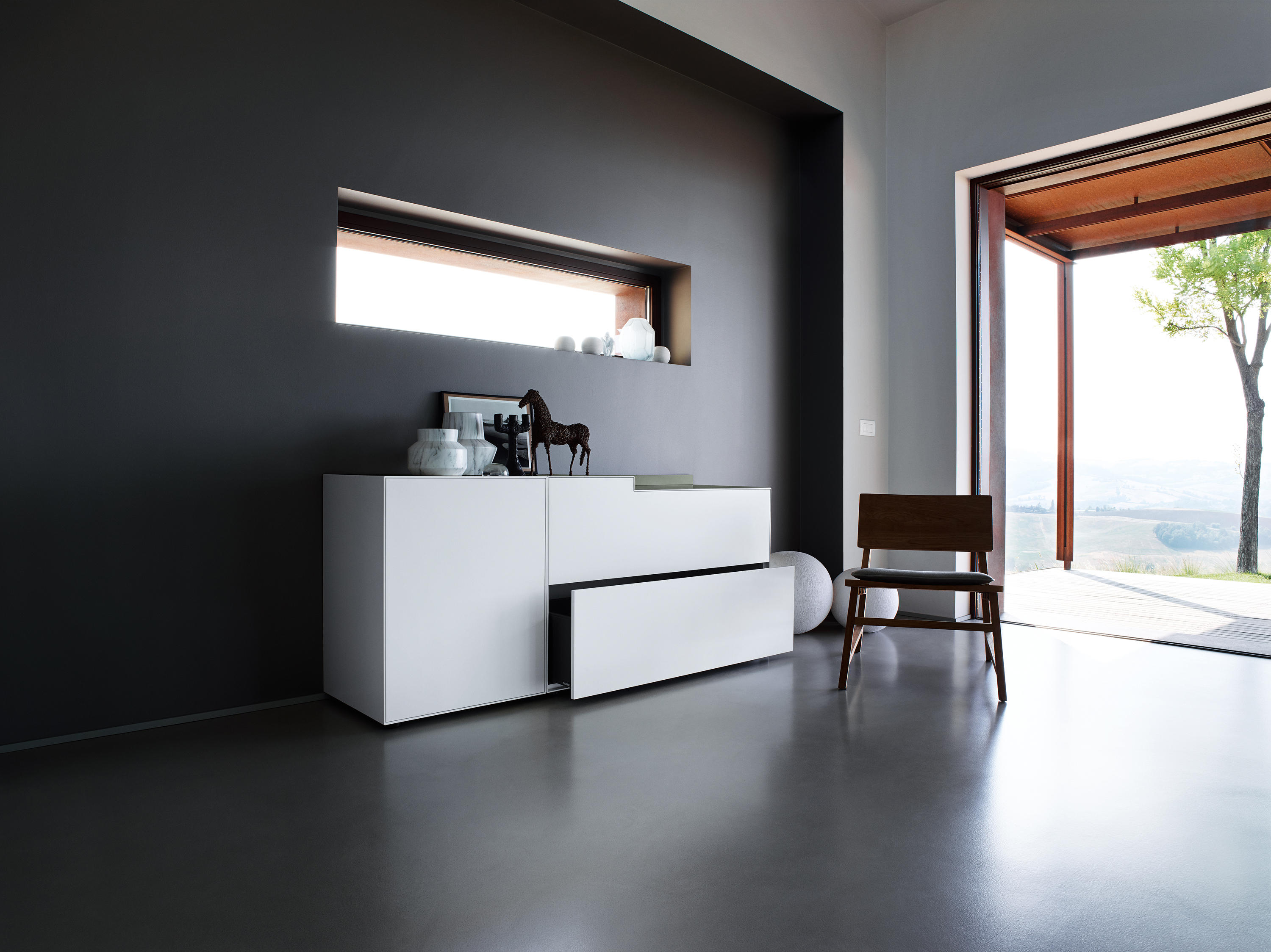 nex pur box sideboards from piure architonic. Black Bedroom Furniture Sets. Home Design Ideas