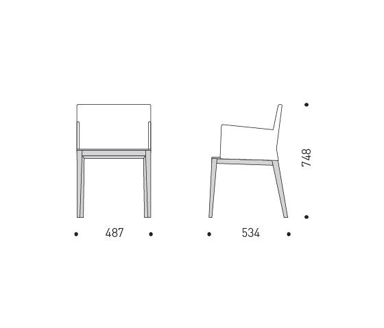 ... Bloom Chair By MINT Furniture | Visitors Chairs / Side Chairs