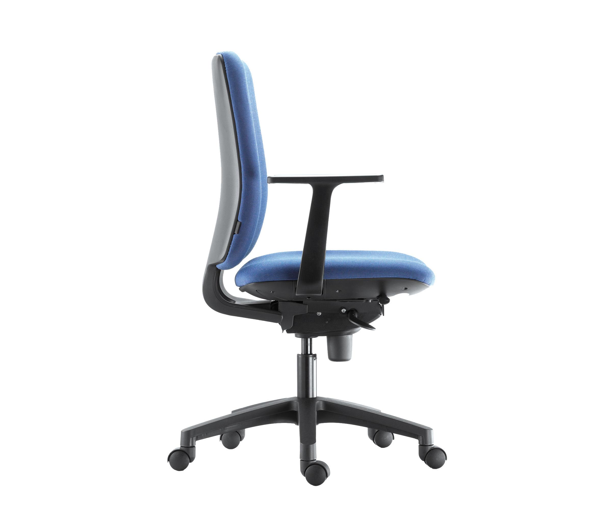Sentis sillas de oficina de forma 5 architonic for Silla sentis forma 5