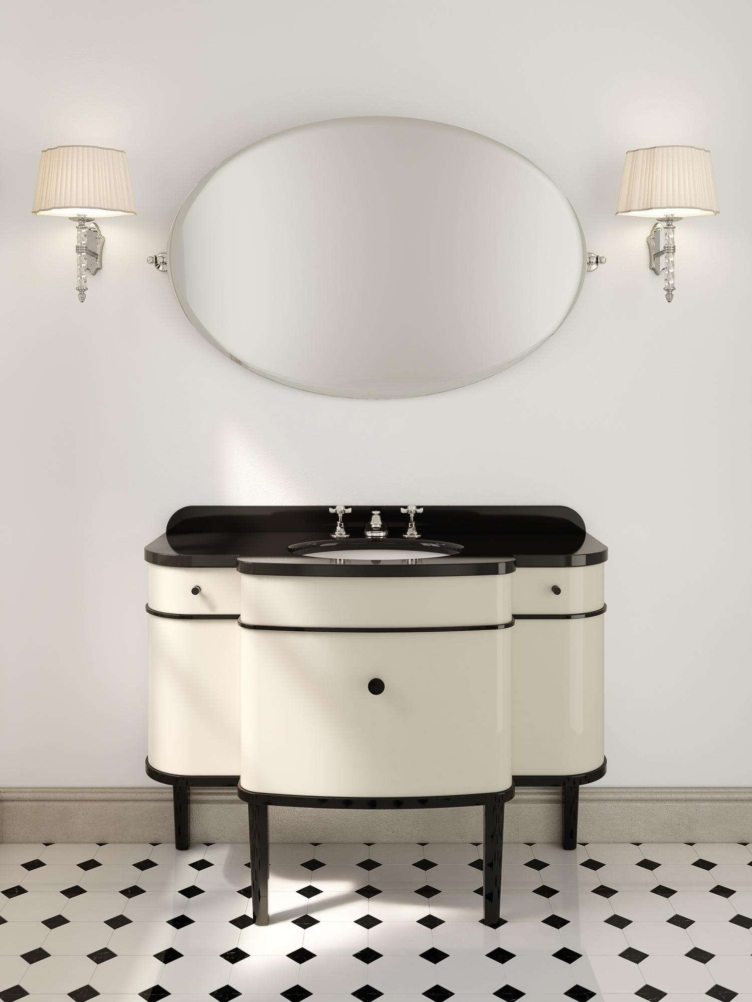 music vanity unit wash basins from devon devon architonic. Black Bedroom Furniture Sets. Home Design Ideas