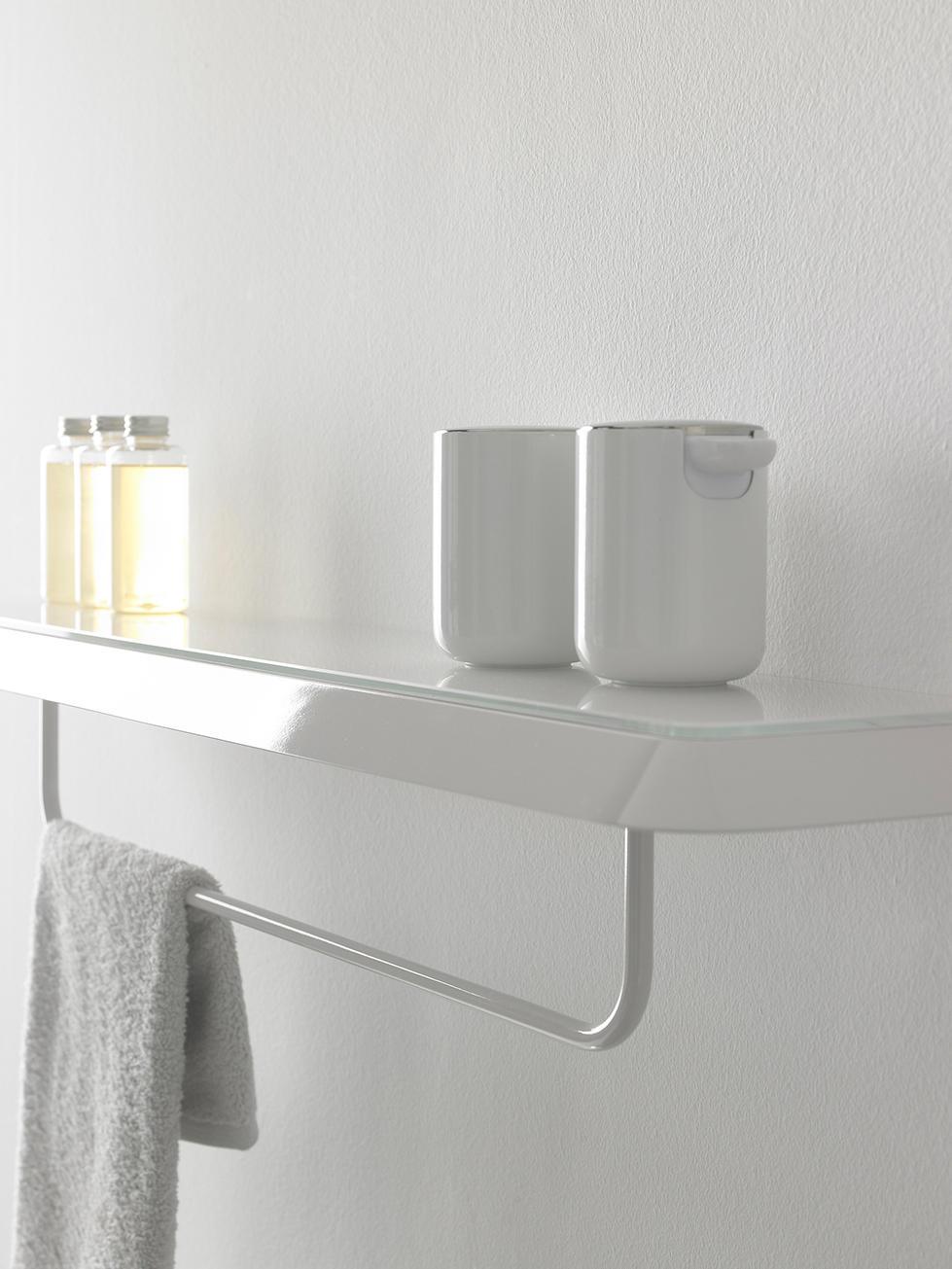 Fluent wall shelf bath shelving from inbani architonic - Planner bagno 3d ...