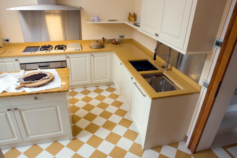 Piani Di Lavoro Cucina Prezzi. Stunning Cucina Modello Iride Con Top ...