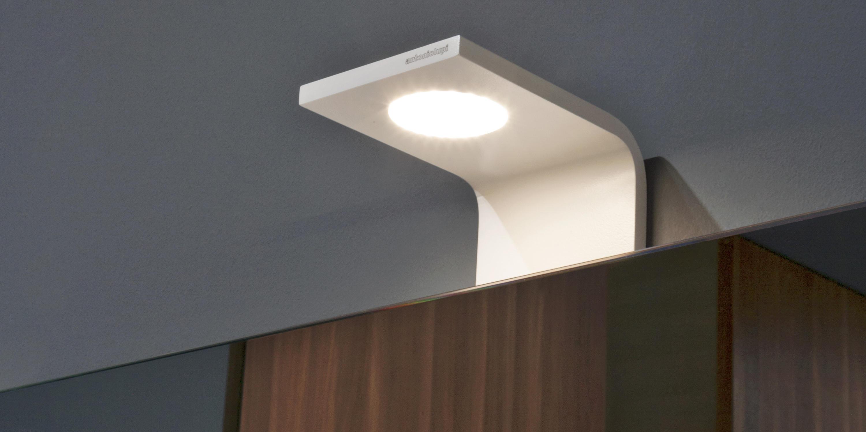curva-down-b Faszinierend Up Down Lampe Dekorationen