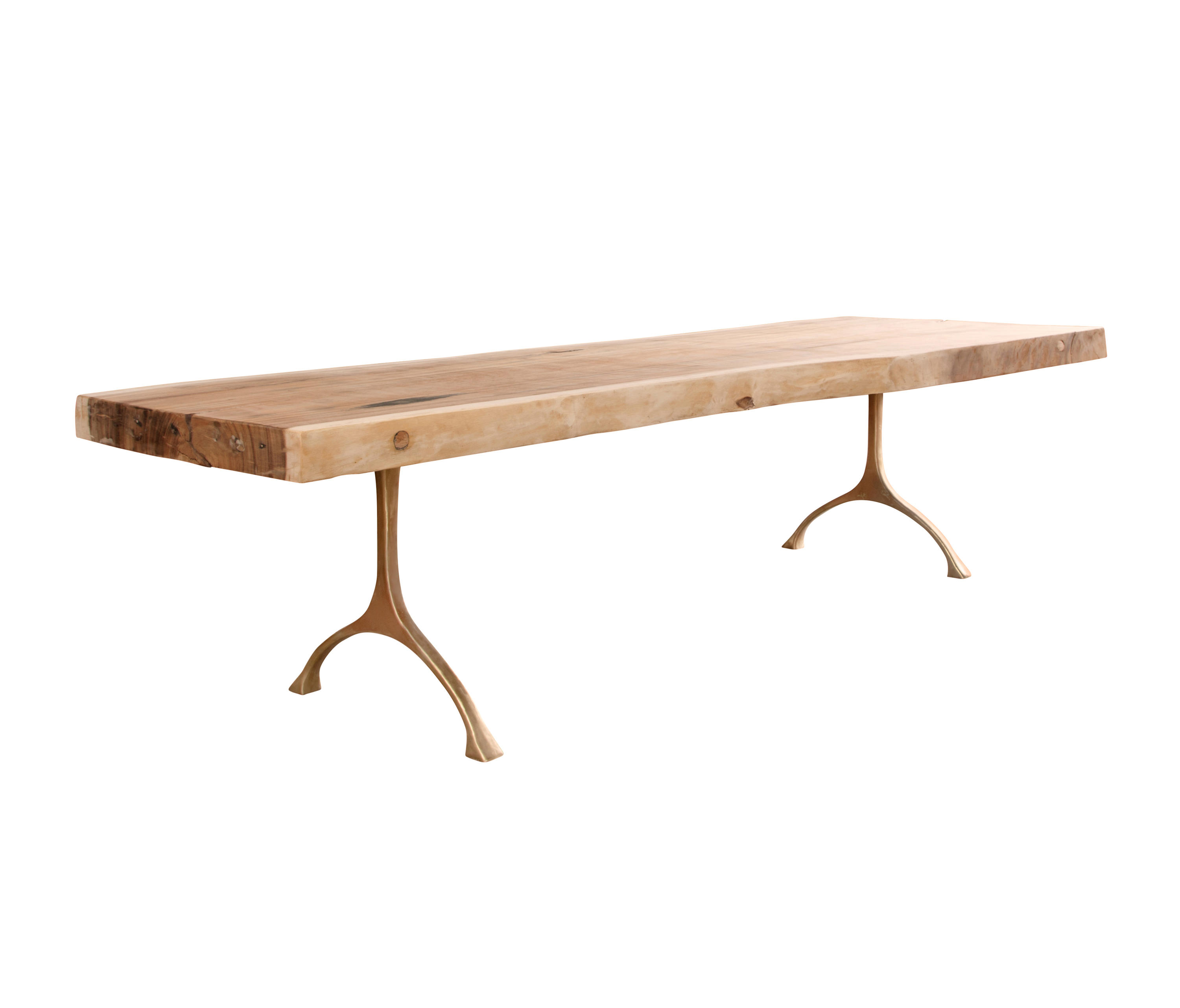 Rough tabletop 300 cm dining tables from norr11 for Table 300 cm