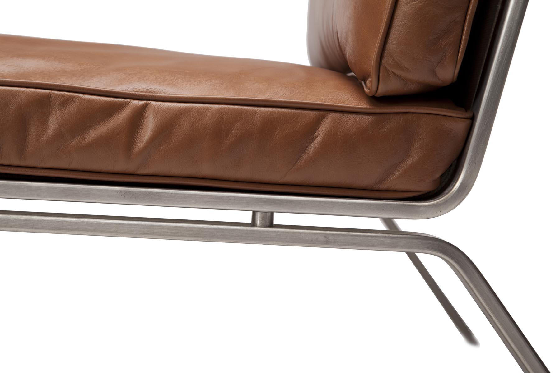 ... Man Lounge Chair: Vintage Leather Cognac 21000 By NORR11 | Lounge Chairs  ...