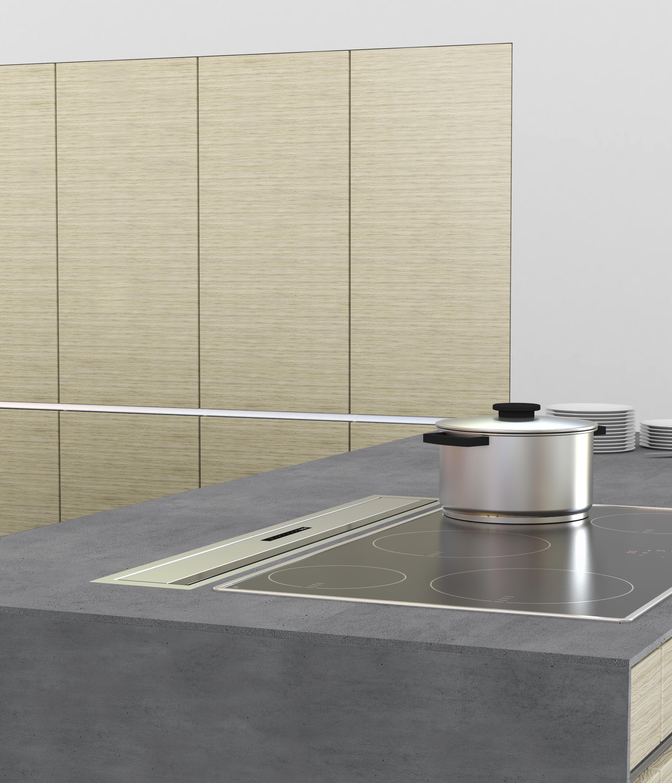 TISCHLIFTHAUBE MOVELINE - Küchenabzugshauben von Berbel | Architonic