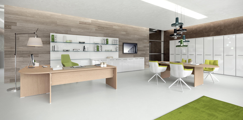 Dv805 treko 02 scrivanie individuali dvo architonic - Arredo ufficio moderno ...