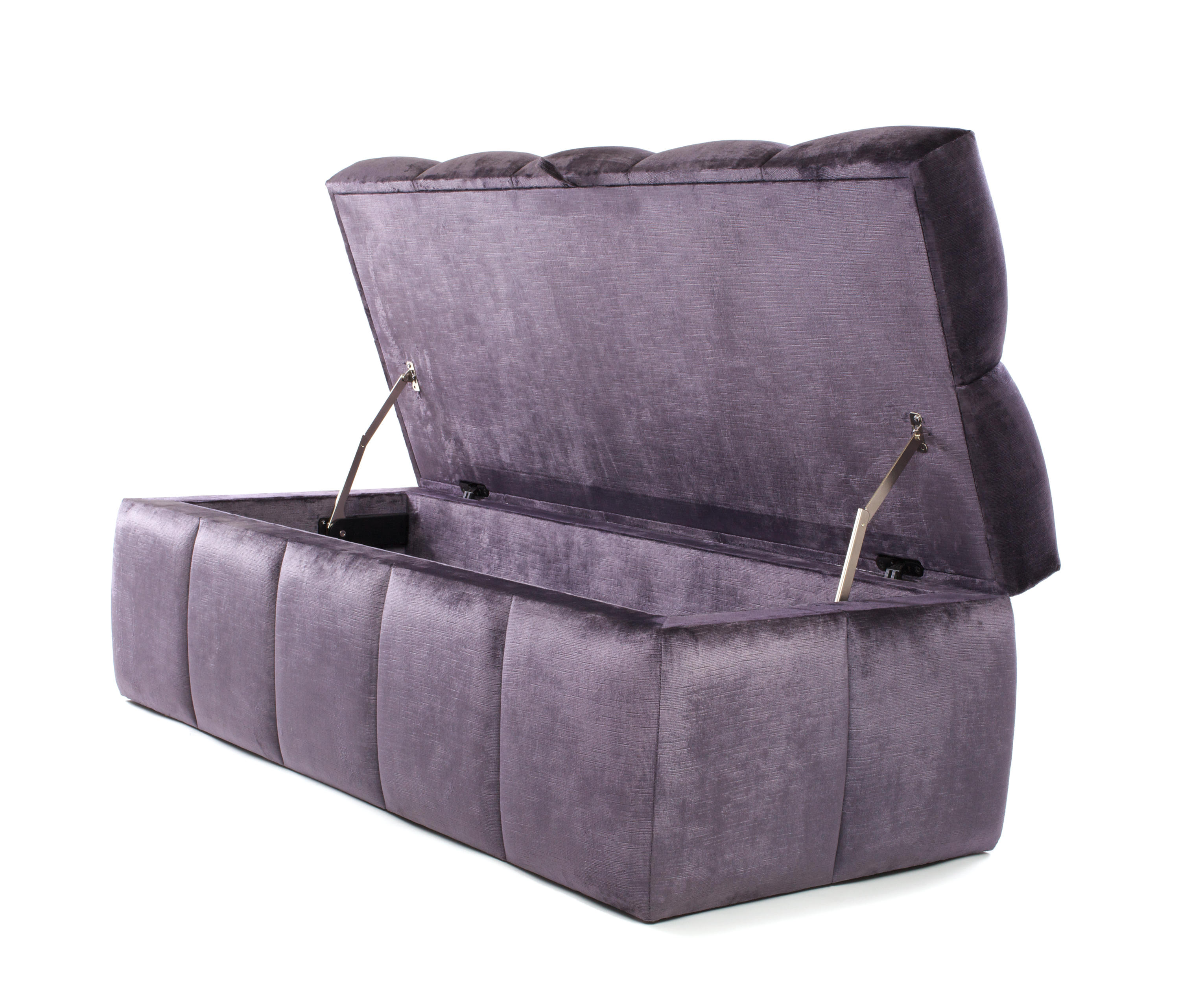 Awesome Tufted Storage Ottoman Poufs Polsterhocker Von Naula Gmtry Best Dining Table And Chair Ideas Images Gmtryco