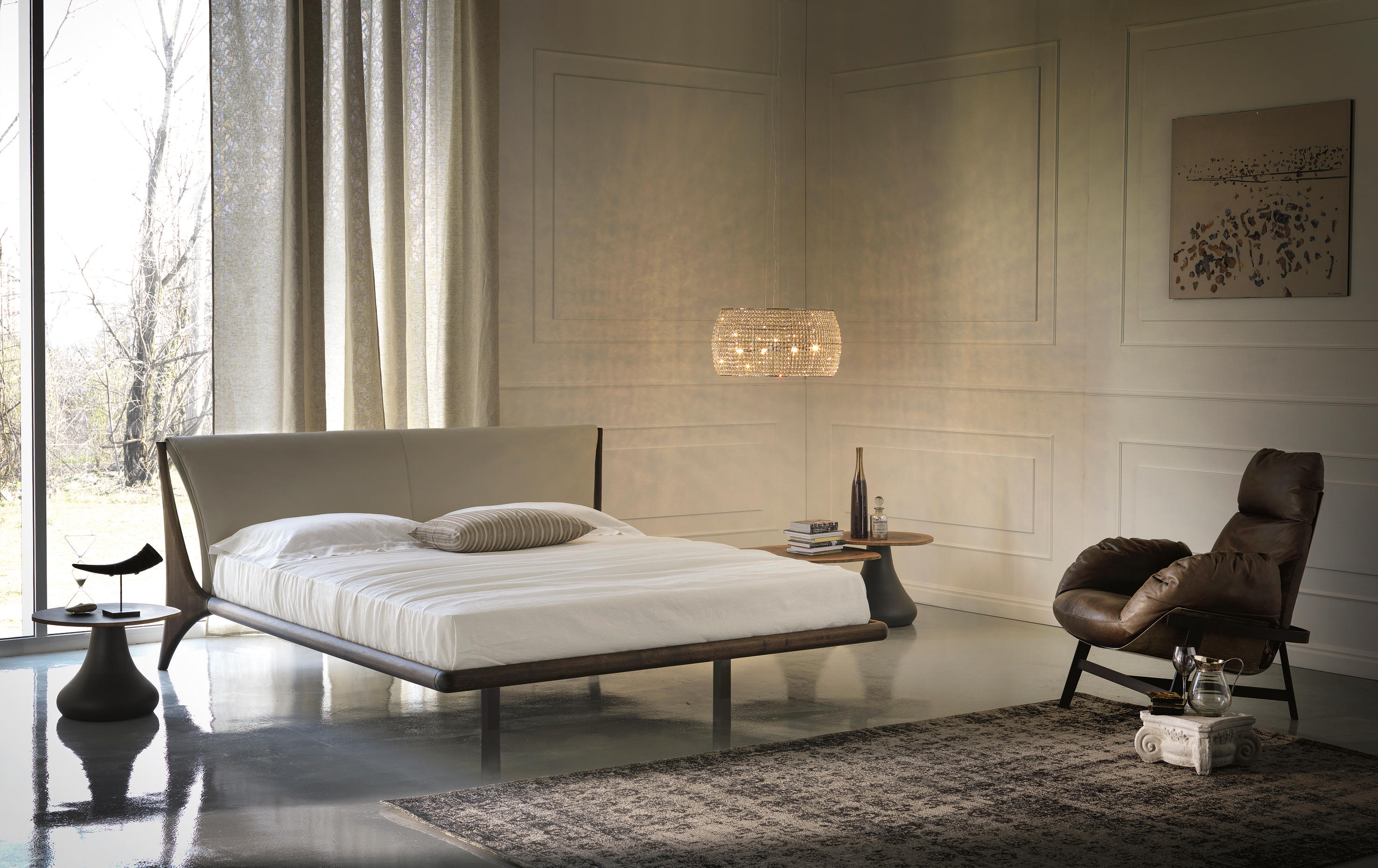 nelson double beds from cattelan italia architonic. Black Bedroom Furniture Sets. Home Design Ideas