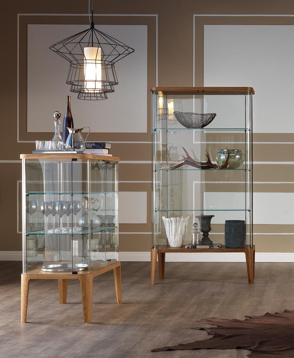 CHANTAL - Display cabinets from Cattelan Italia | Architonic