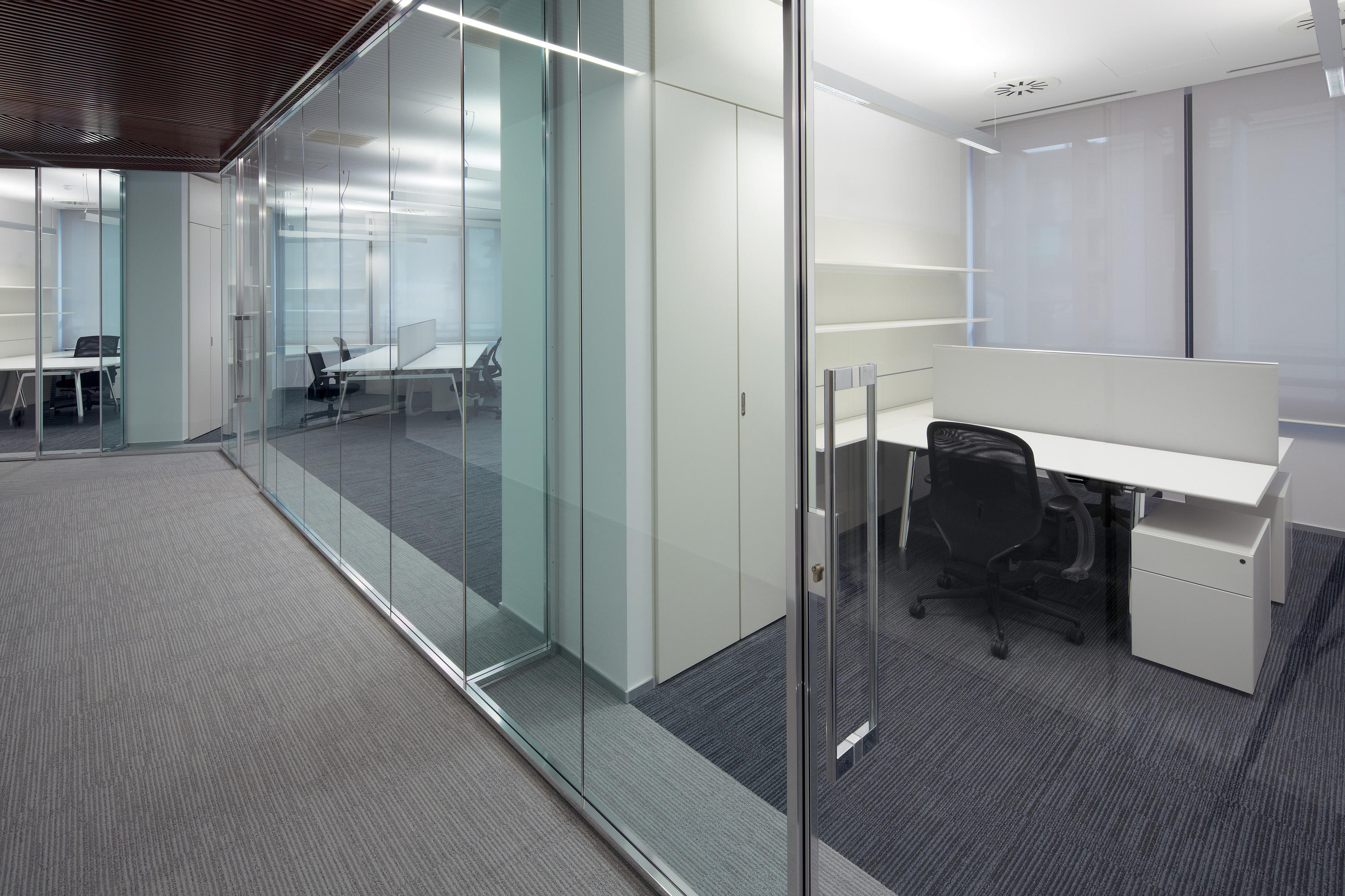 Rp Partition Wall Partition Systems From Unifor Architonic