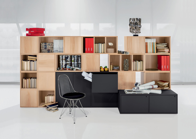Scaffali Ufficio Design : Sistema cases sistemi scaffale ufficio unifor architonic