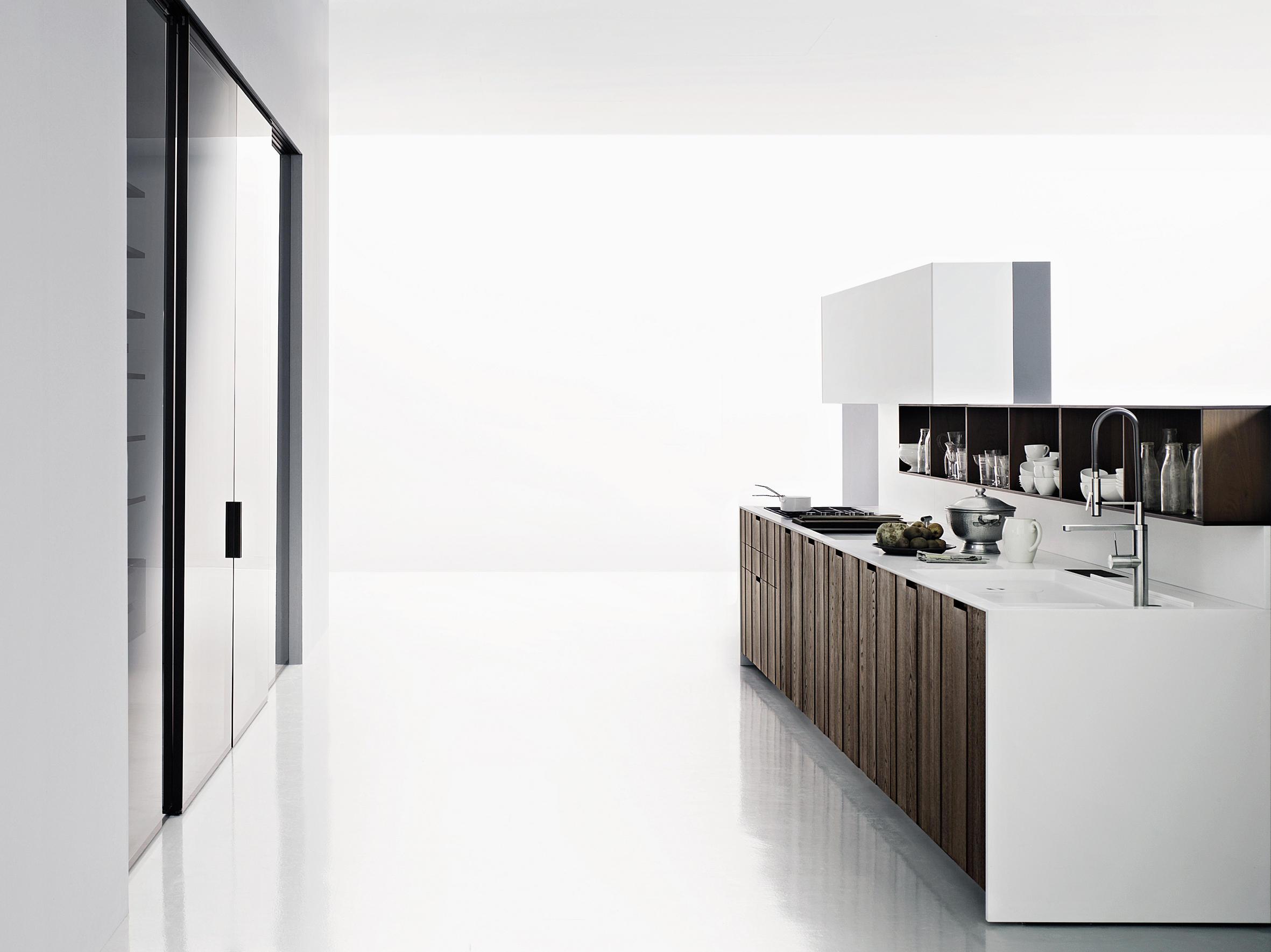 Aprile cucine a parete boffi architonic - Cucine a parete ...