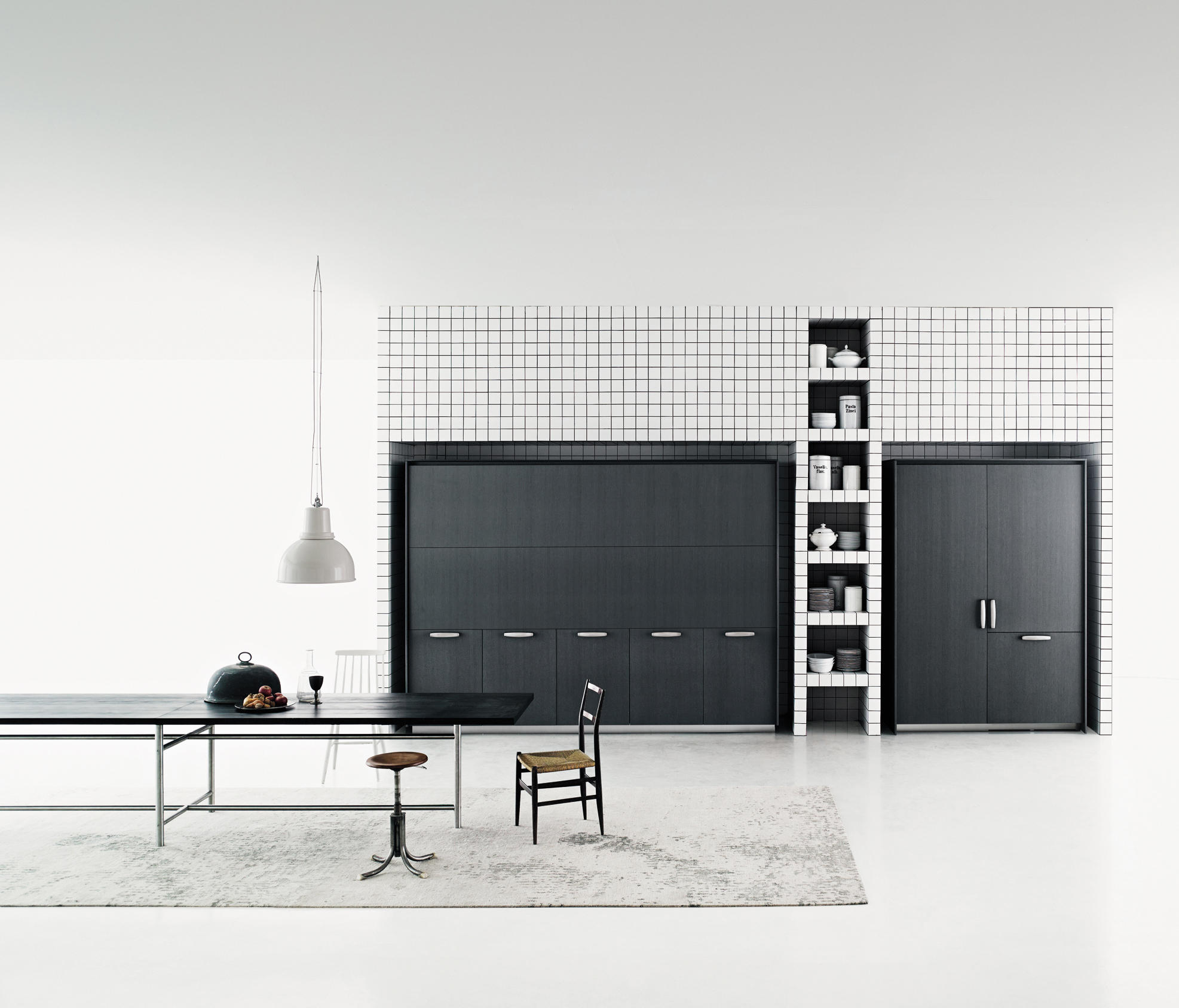 ON-OFF ST - Cucine a parete Boffi | Architonic