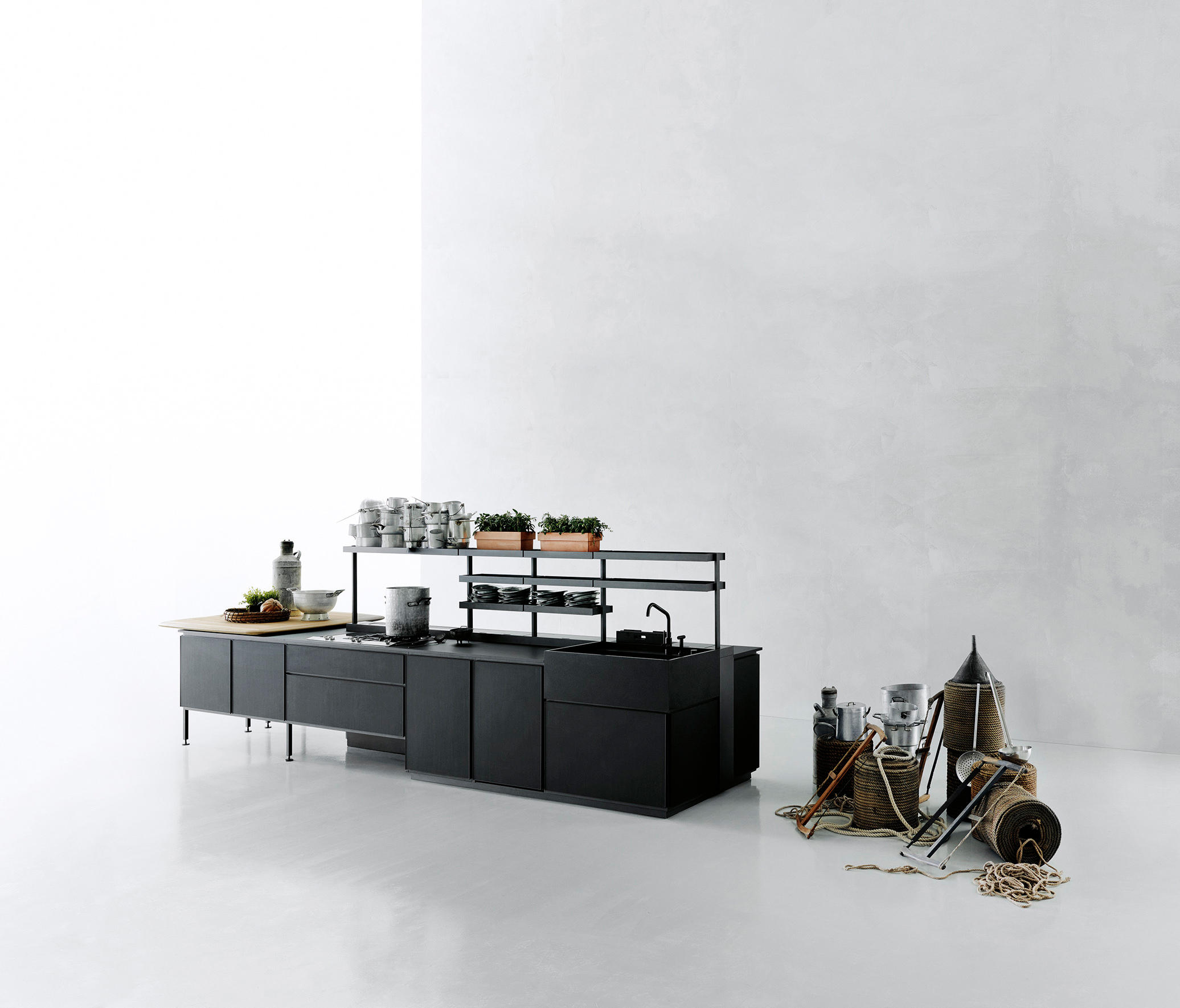 SALINAS - Island kitchens from Boffi | Architonic