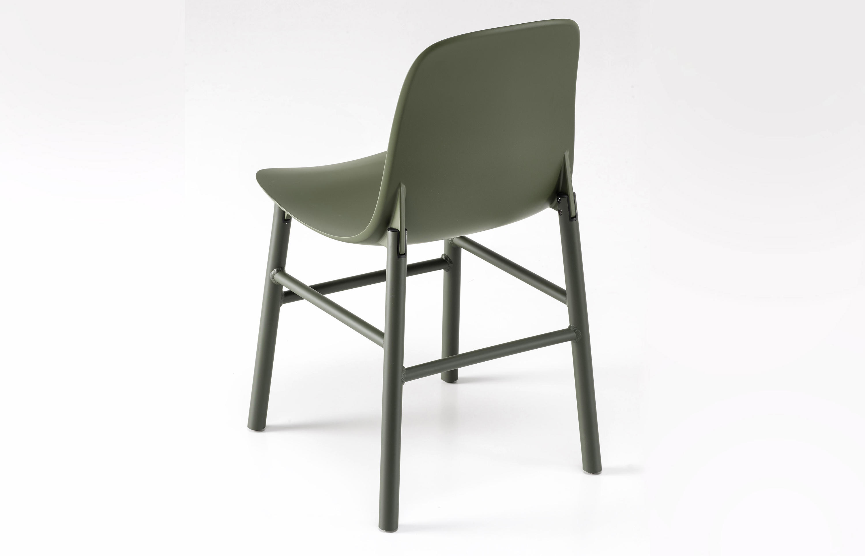 Sharky Alu Chair By Kristalia   Restaurant Chairs ...