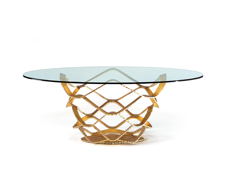 neolitico-72-oro-b Luxe De Table Cuisine Pliante Schème
