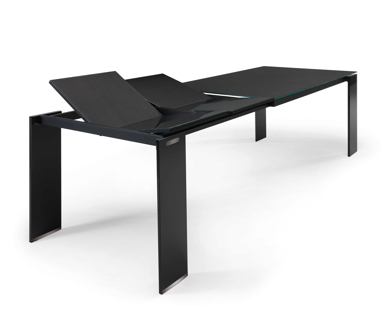 Tavoli In Cristallo Allungabili Reflex.Slide 72 50 Tavoli Pranzo Reflex Architonic