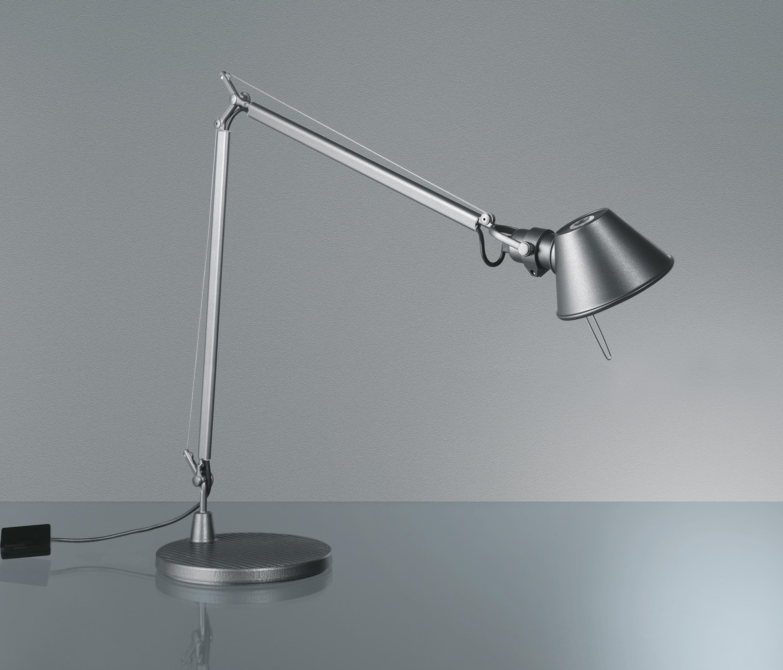 Michele De Lucchi-Giancarlo Fassin Tolomeo Micro Led Parete Alluminio Artemide