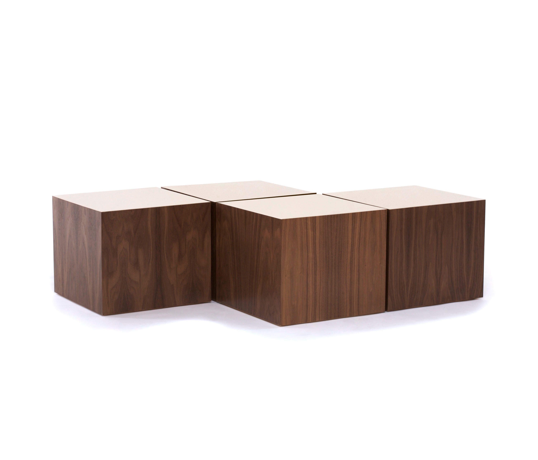 Four square cocktail table de naula tables basses