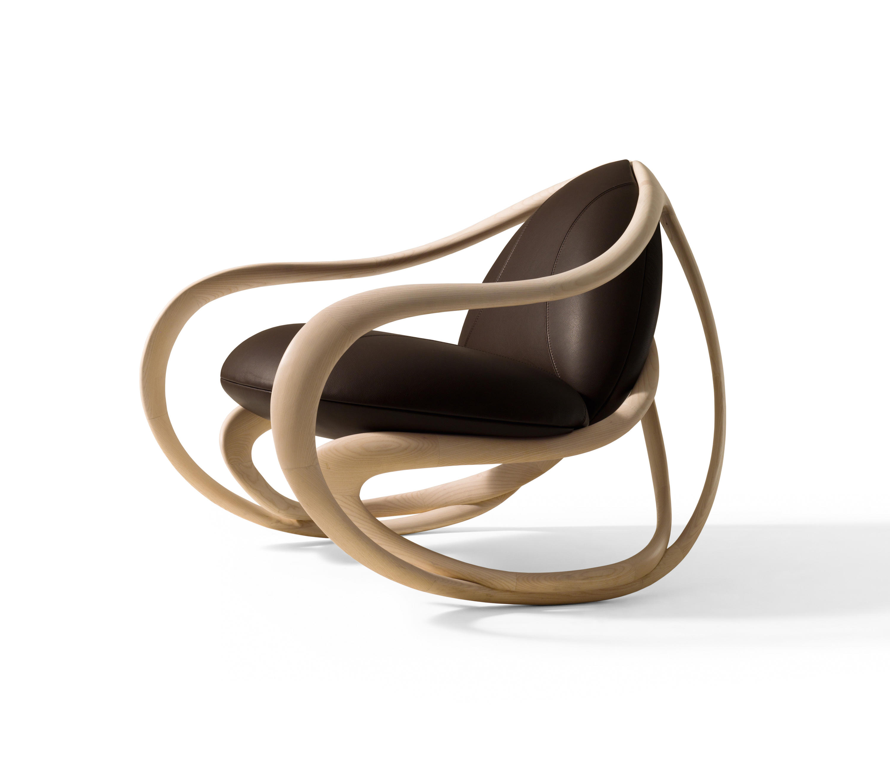 Move Rocking Armchair Lounge Chairs From Giorgetti