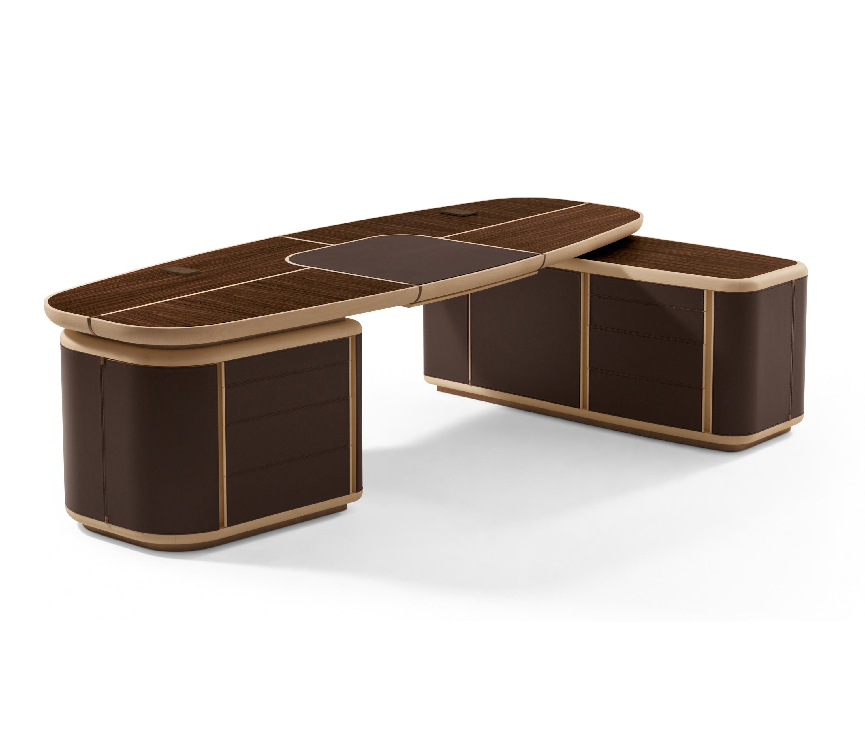 Tycoon Executive Desk Executive Desks From Giorgetti