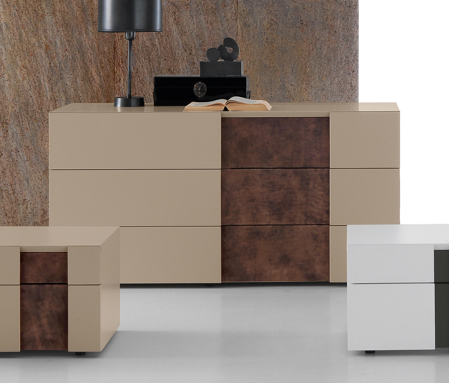 Complementi notte inside sideboards kommoden von for Www presotto it