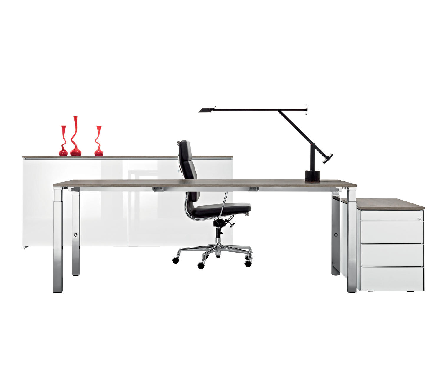 WINEA PRO - Individual desks from WINI Büromöbel | Architonic