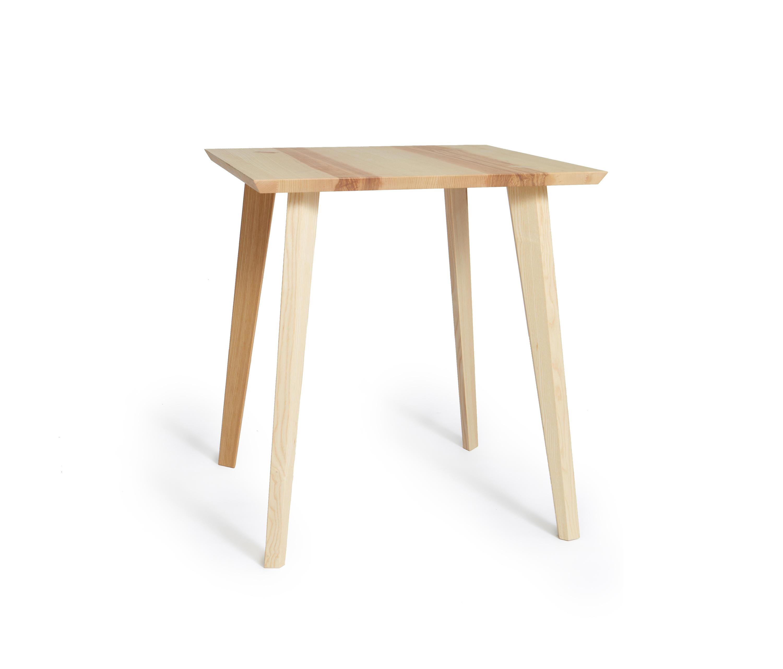 Tisch eckig quadratisch esstische von soeder architonic for Kleiner tisch quadratisch