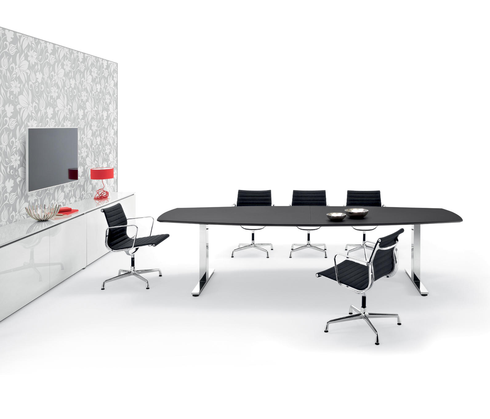 winea pro conference tables from wini b rom bel architonic. Black Bedroom Furniture Sets. Home Design Ideas