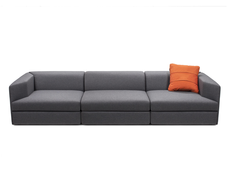 Open Sofa By Objekten Sofas