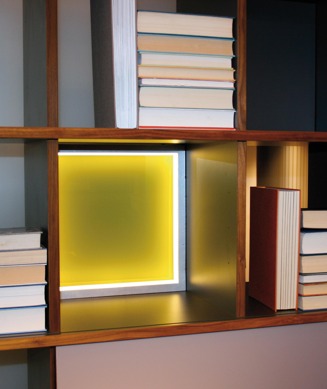Oliver Conrad qr shelf qrl shelf lamp surface mounted lights from oliver