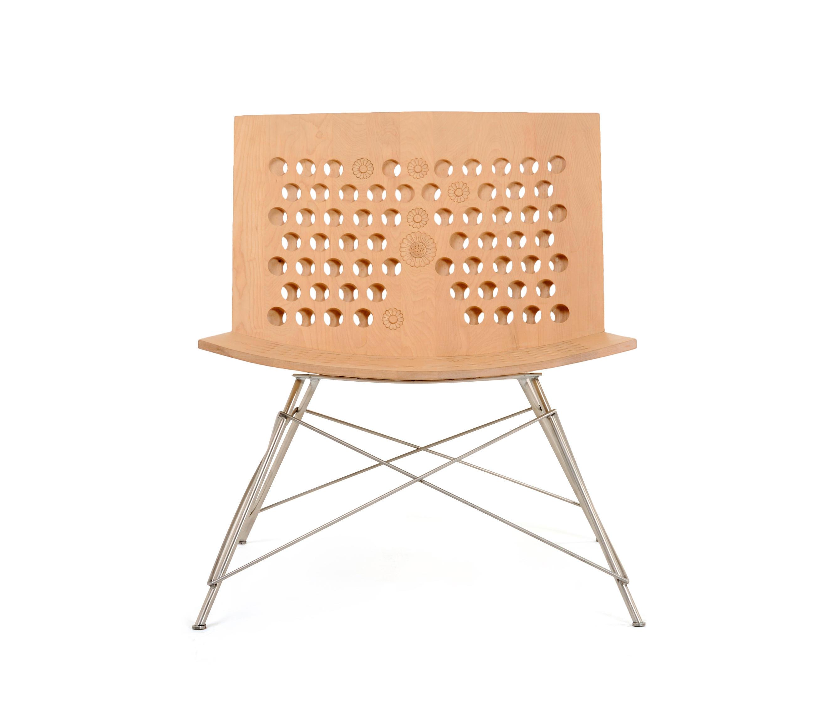 Wave Lounge Chair Lounge Chairs From Zanat Architonic